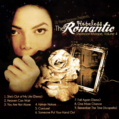 The Hopeless Romantic: Michael Jackson Mixtape